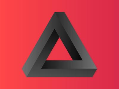 ~Penrose penrose triangle illustration