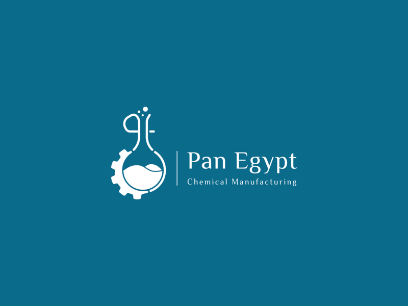 Pan Egypt Logo typography logotype logo illustration design branding brand identity mousastudio amritect