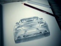 Another Aston Sketch