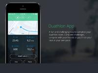 Duathlon app big