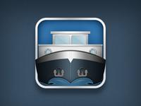 Ship app icon