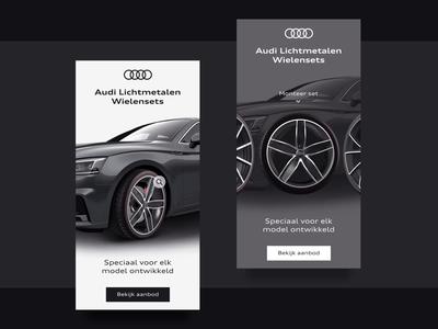 Audi 3D Campaign