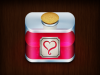 Potion Bottle App Icon