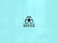 Vintage Bottle Collection logo idea
