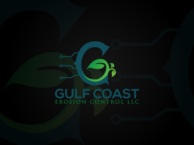 Electrical golf coast logo for fiverr