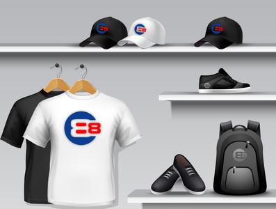 C8 Logo Design Branding