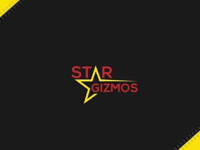Star Gizmos Minimalist Logo For Employer