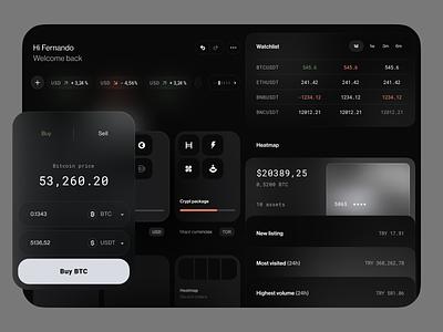 De-Fi App Exploration list swap etherium bitcoin blockchain asset graph dashboard design fintech branding app brand identity ux ui etheric de-fi defi crypto