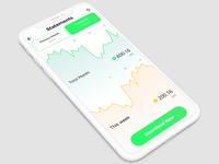 #DailyUI #018 | Analytics Chart