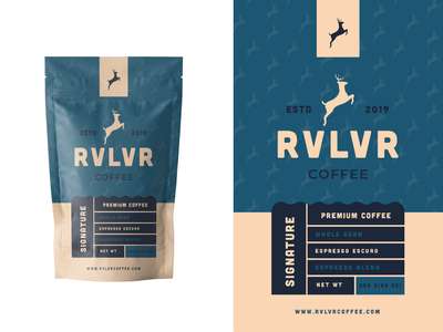 Coffee bag design. label design logomark visual logo identity packaging brand identity branding coffee bag coffee