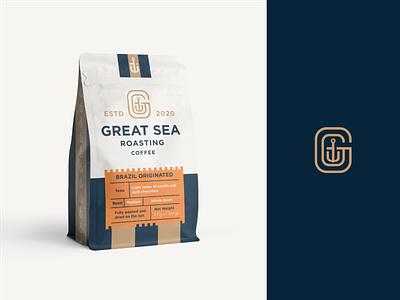 Coffee Branding & Packaging design color logomark logodesigner branding packaging coffee shop coffee