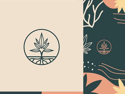 Cannabis logo design hemp identity design branding smart logo colors pattern plant cannabis logo cannabis logo