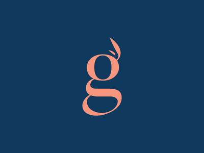 Green Ivy's CBD - Logo Design branding plant g logo logodesigner logo cannabis branding health thc cbd natural leaf hemp cannabis wellness