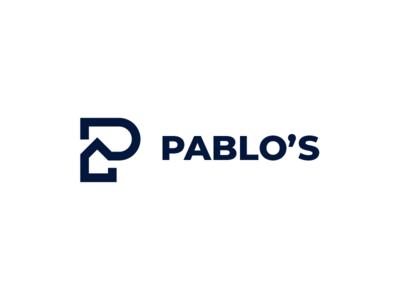 Pablo's - Logo design.