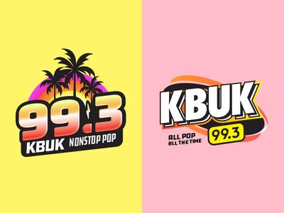 Tacky Radio Station Logos