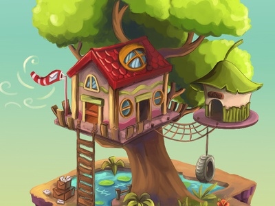 Toucan Tree House