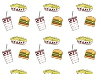 In N Out Fan Art By Amy Watkins