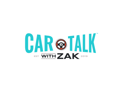 Car Talk logotype brand brand design cars illustrator identity design logo designs logo design logos brand identity design branding brian white logo