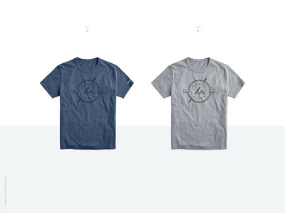 Atopa Crest brand design badgedesign crest apparel logo logodesign logo design branding logo apparel design tshirt design apparel