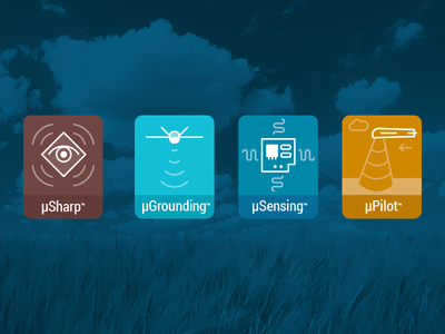 Drone product icons