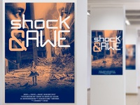 Shock & Awe with Lions Sans Font