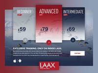 Laax Training Ticket Picker