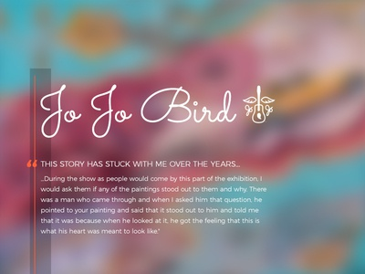 Web font layout 8