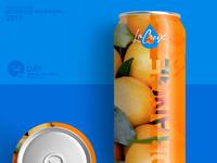 La Croix Orange