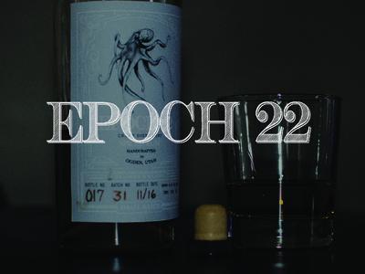 Epoch 22 Logo