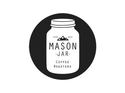 Mason Jar Coffee Roasters Logo