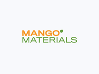 Mango Materials Logo Identity vector gif design logo identity typography branding laxalt brooklyn nevada reno