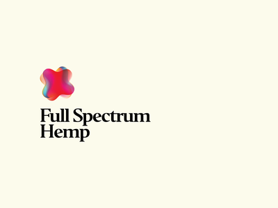 Full Spectrum Hemp Packaging & Identity cbd denver gif health hemp packaging idenity logo design typography branding laxalt illustration brooklyn nevada reno