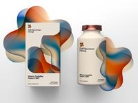 Full Spectrum Hemp Packaging texture hemp health gradient gif denver spectrum cbd logo design packaging identity branding typography laxalt illustration brooklyn nevada reno