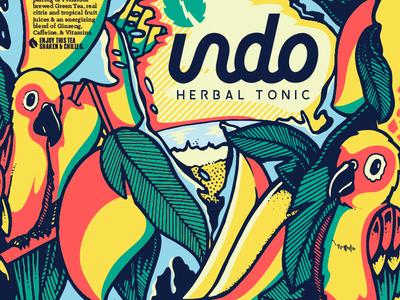 Indo Herbal Tonic - Mango