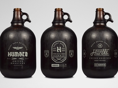 Humble Roasting Co - Cold Brew Growlers