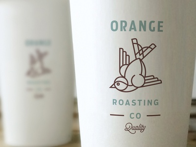 Orange Roasting Co Sparrow