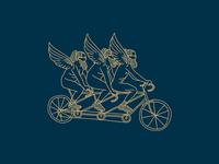 Bearded Bike Angels