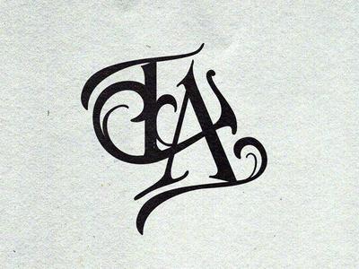 Elevated Art Monogram