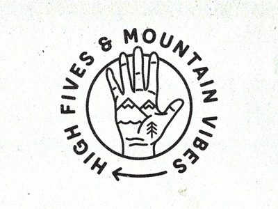 High Fives & Mountain Vibes