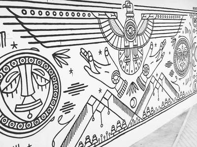 Bogota Mural
