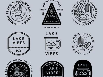 🌊  Lake Vibes