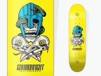 Environment Skateboards - VCJ Tribute