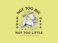 Not too big, not too little