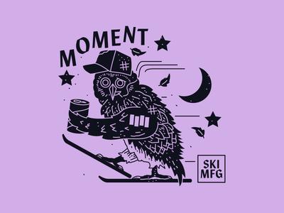 Moment Skis - Night Owls