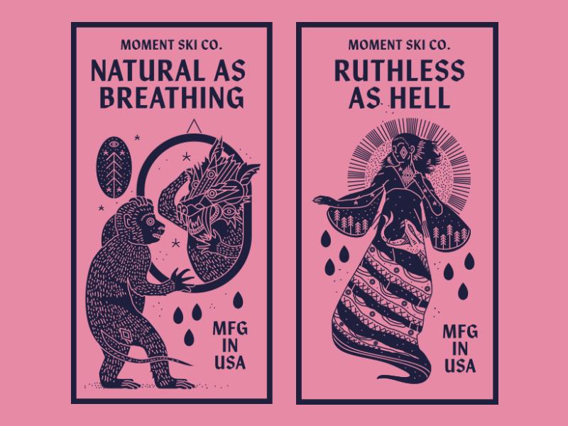 Nat breathing dribbbb