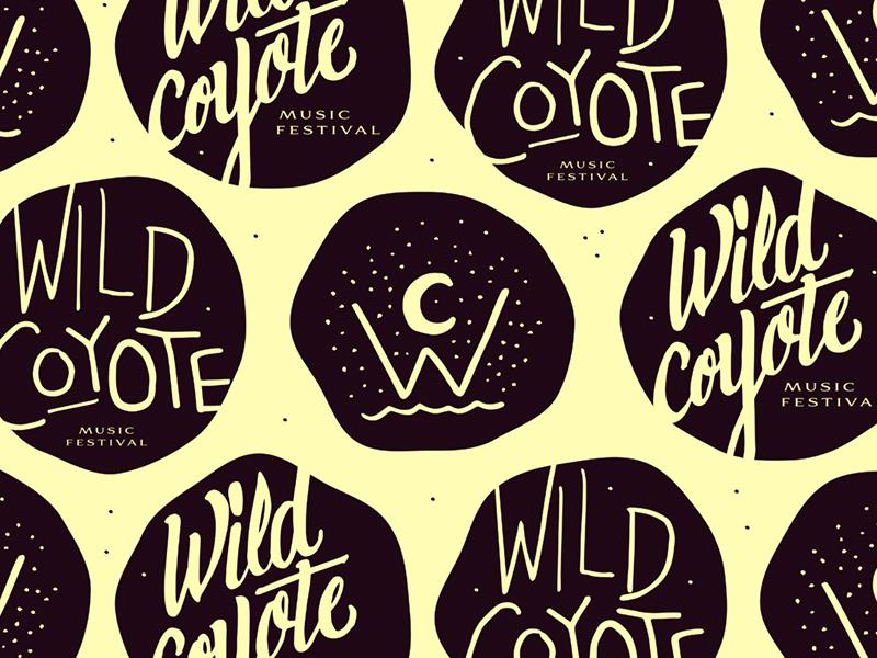 Wild coyote dribibibi