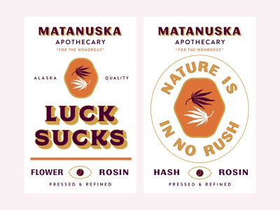 Matanuska Hash Packaging brooklyn new york city anchorage nevada reno flower hash friends nature good luck luck lucky alaska marijuana
