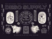 Deso Supply - Full Sheet