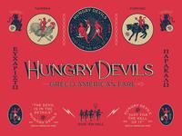 Hungry Devils Greco American Fare
