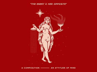 The Enemy & Her Opposite